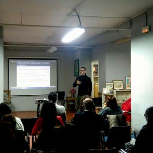 Curso formación 'Comprensión del Trastorno Límite de la Personalidad. Más allá del síntoma'