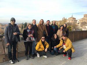 salida de invierno a Toledo con personas con Tratorno Límite de la Personalidad amai tlp