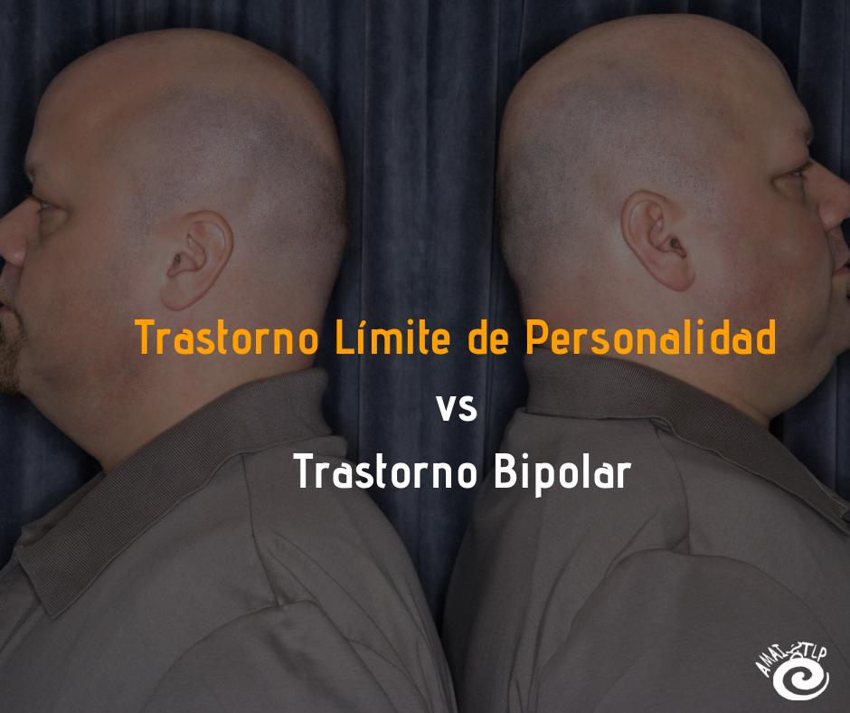 El trastorno límite de la personaldiad se confunde con el trastorno bipolar. Estas son las diferencias entre el Trastorno Límite de Personalidad y el Trastorno Bipolar.