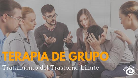 Terapia de grupo para el tratamiento del Trastorno Límite de Personalidad