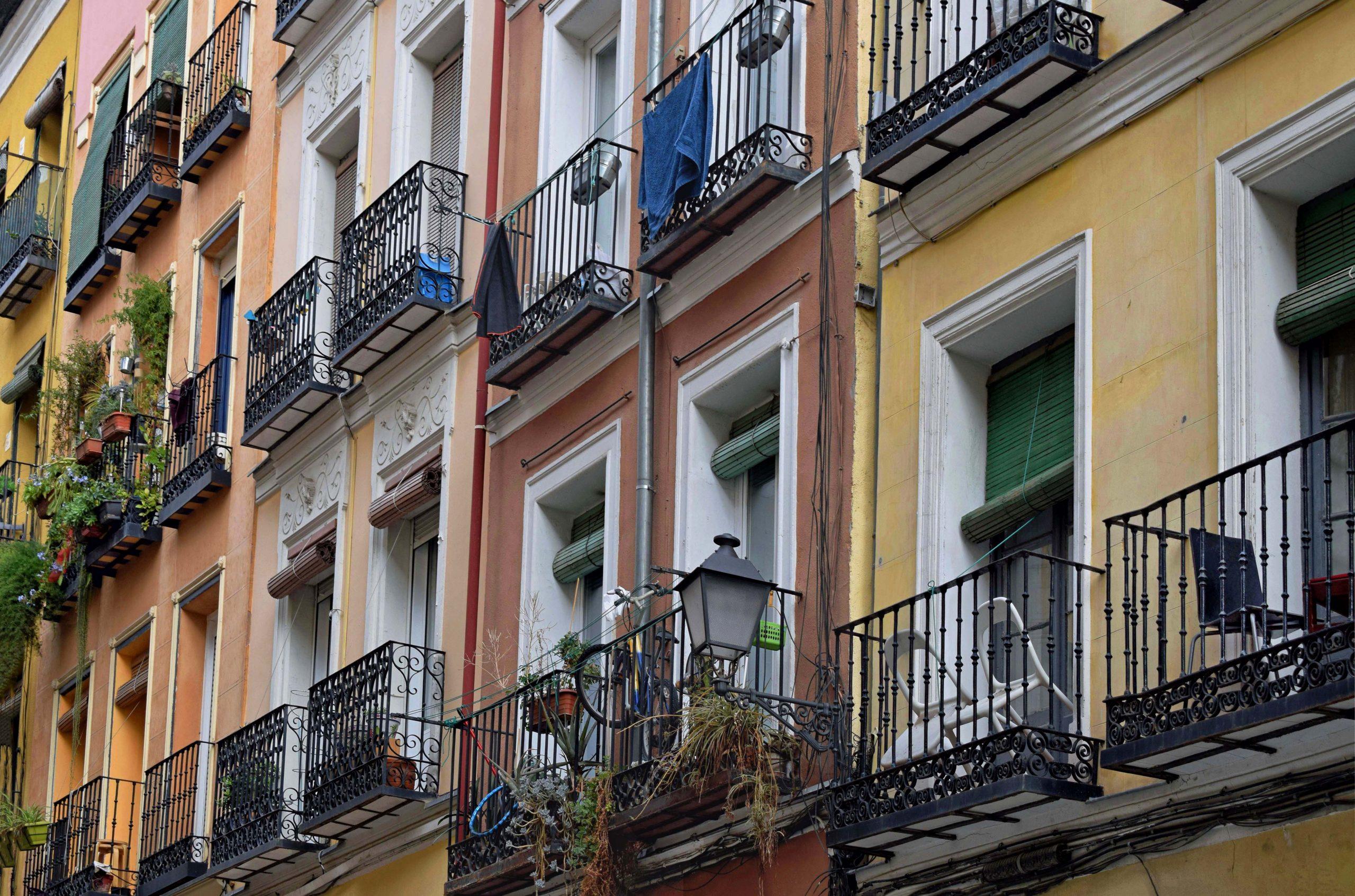 Un balcón al sol