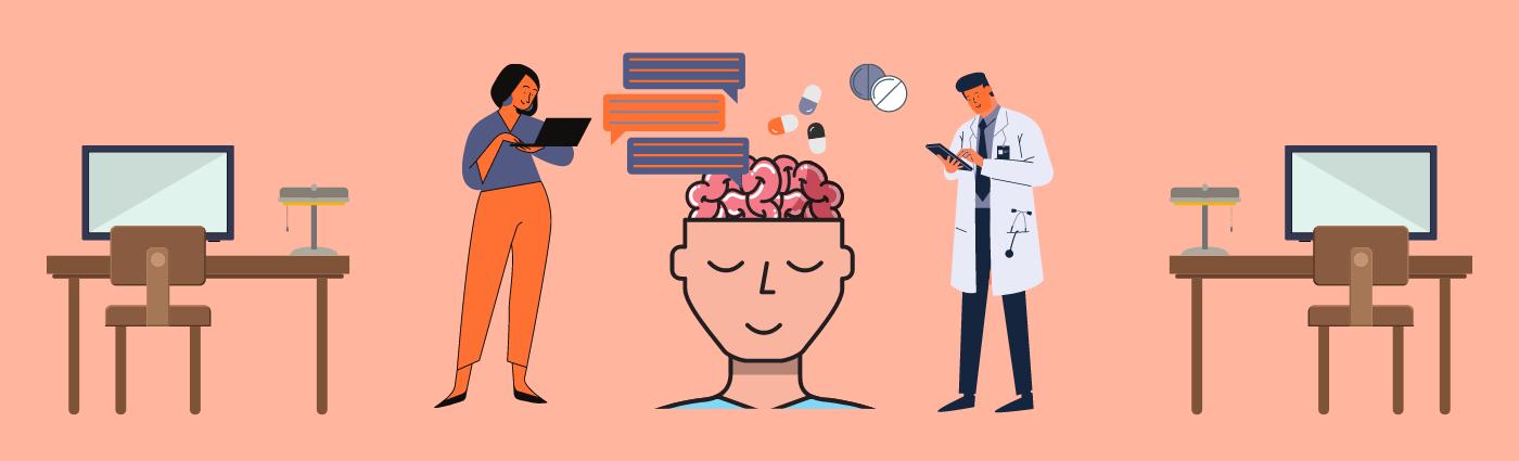 ¿Cuál es la diferencia entre un Psicólogo y un Psiquiatra?